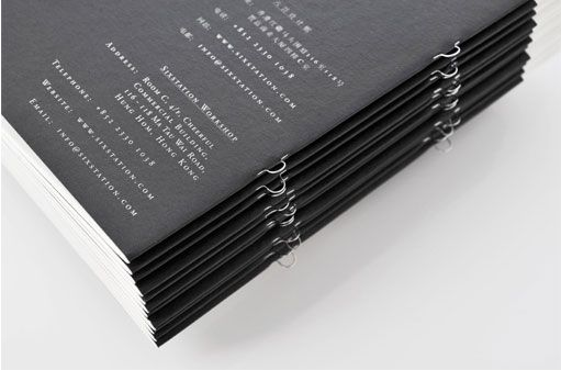 i love this style binding by studiowill