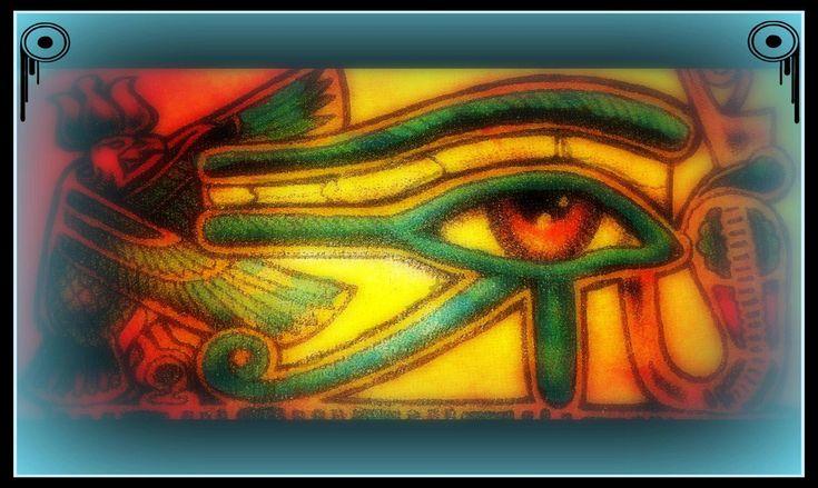 ¿Conoces todos los curiosos significados asociados al Ojo de Horus? ¡Te lo…