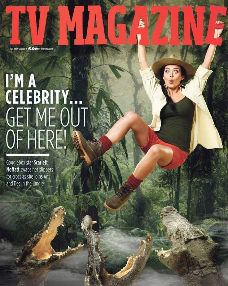 I'm A Celebrity Get me out of here winner Scarlett Moffatt. Photographer Jay Brooks, Styling Isobel Drummond, Hair and Make-up Nicola Schuller.