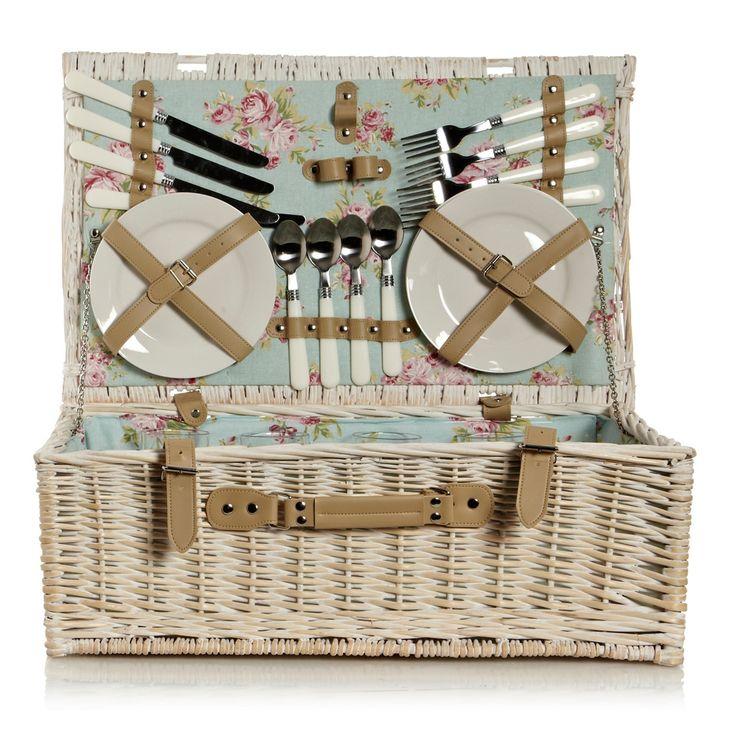 Picnic Basket Set Bhs