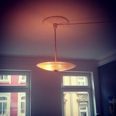 #VintageLampe, #RetroLampe? Eine alte Lampe aus den 50ern?http://bsquary.com/magazin/vintage-lampe-retro-lampe-alte-lampe/