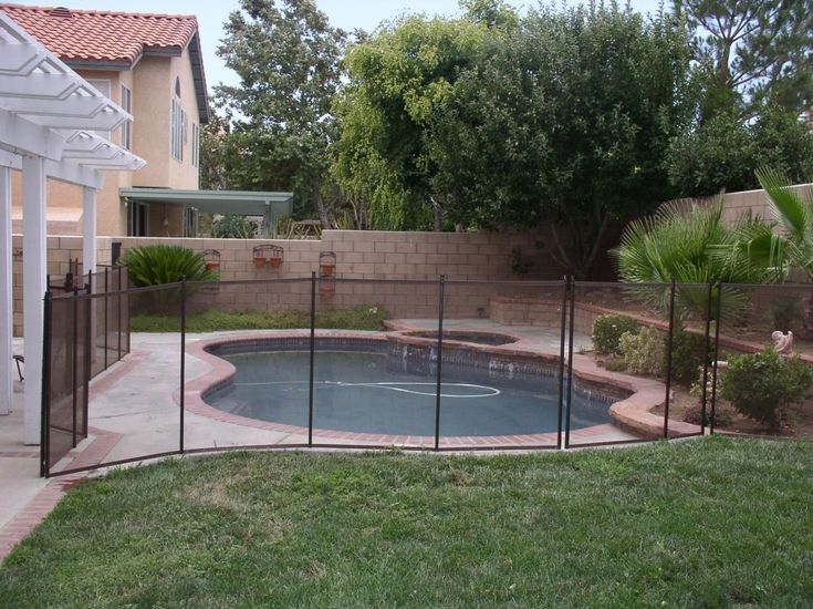Inground Pool Fence Ideas pool pool fencing design pictures remodel decor and ideas page Pool Fence Ideas Spring Project