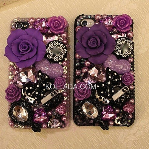 Amethyst Passion - Bling Phone Cases