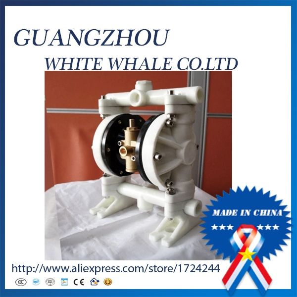 274.00$  Buy here - http://alir1w.worldwells.pw/go.php?t=32370894525 - WHOLESALE CHINA MARKET PRICE AIR OPERATED PLASTIC DIAPHRAGM PUMP QBY-25 274.00$