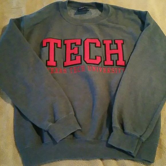 Sweatshirt Jr girls Texas Tech sweatshirt MV sport Jackets & Coats