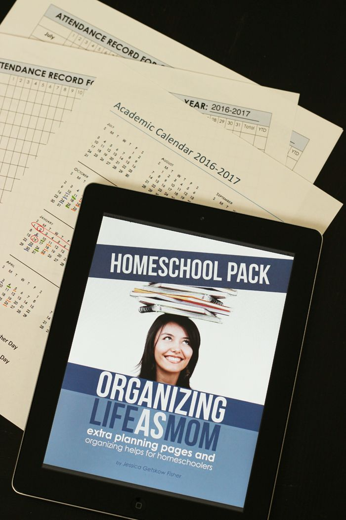 One of the benefits of the homeschool life is that you get to set the calendar! Here's how to build an academic calendar for homeschooling.