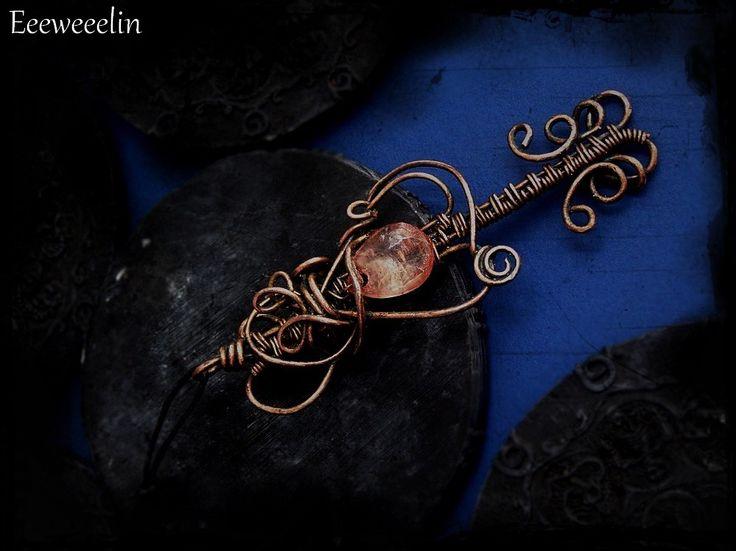 Ręcznie robiona biżuteria - Gotycka Biżuteria - eeeweeelin.pinger.pl