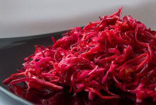 Εύκολη σαλάτα με παντζάρια, σκόρδο και μαϊντανό - Νέα Διατροφής