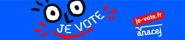 L'Anacej et ses adhérents ont élaboré la campagne « Je vote » pour inciter les nouveaux électeurs à voter lors des scrutins électoraux.