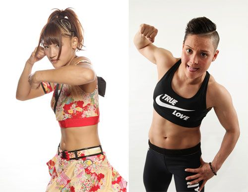 lorena klijn vs RENA on 8/3 in S girls-cup 2013. SO excited to be going to see the fight! | kick boxing shoot boxing
