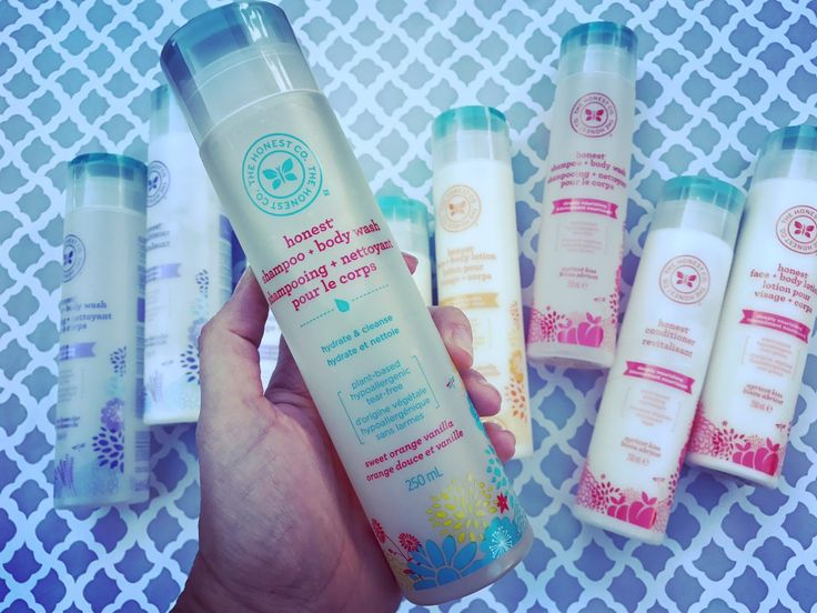 The Honest Company Bath and Body products are now available in Canada. Pick yours up in stores now!