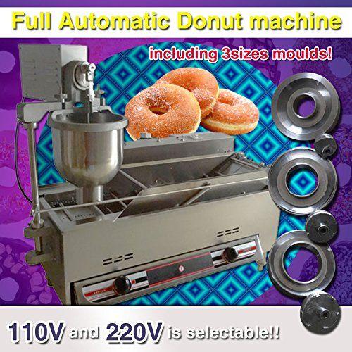 Yoli® Gas or Electric Donut Machine/donut Fryer Machine/d...