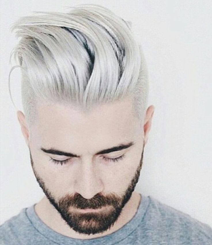 Best 25+ Silver hair dye men ideas on Pinterest | Mens gray hair ...