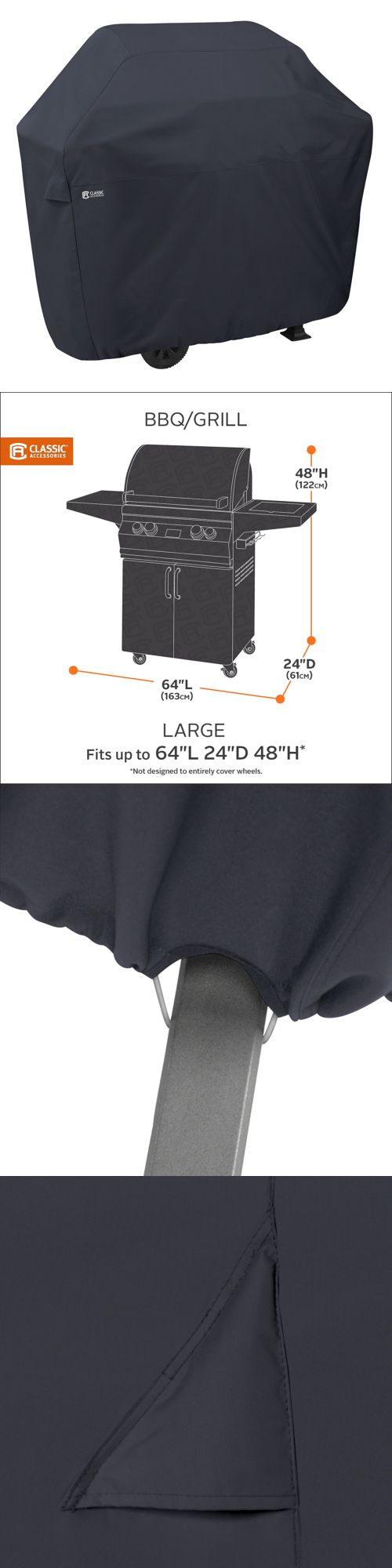 barbecue and grill covers heavy duty large bbq barbecue gas grill cover for weber