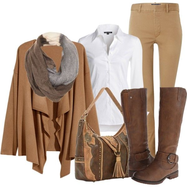 Shades of Brown for Fall: