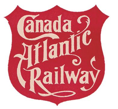 The CAR existed from 1879-1914 & it ran trains from 1890-1905 from Ottawa to Vermont.