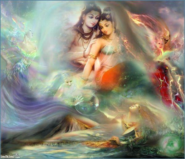Om namah Shivaya  Jai shiv Parvati  The creator of all