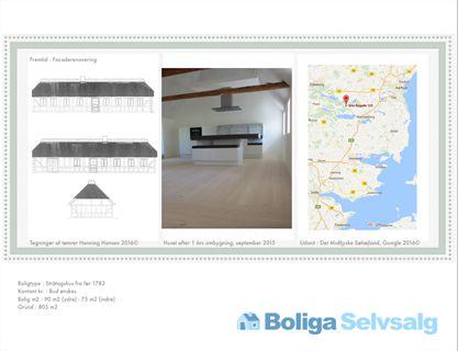 Siim Bygade 123, 8680 Ry - Når nyt og gammelt smelter sammen i et østjysk bondehus ved Gudenåen #villa #ry #selvsalg #boligsalg #boligdk