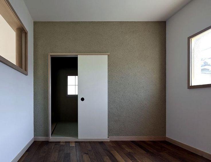 和室を見る(ある舞踏家の家) - その他事例|SUVACO(スバコ)
