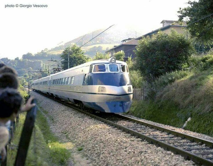 FS ETR 401 - Italy