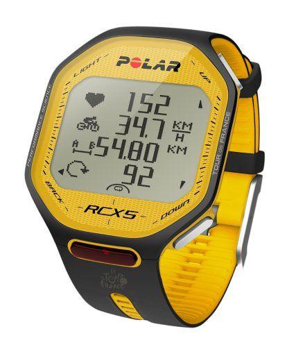 Polar GPS Heart Rate Monitor