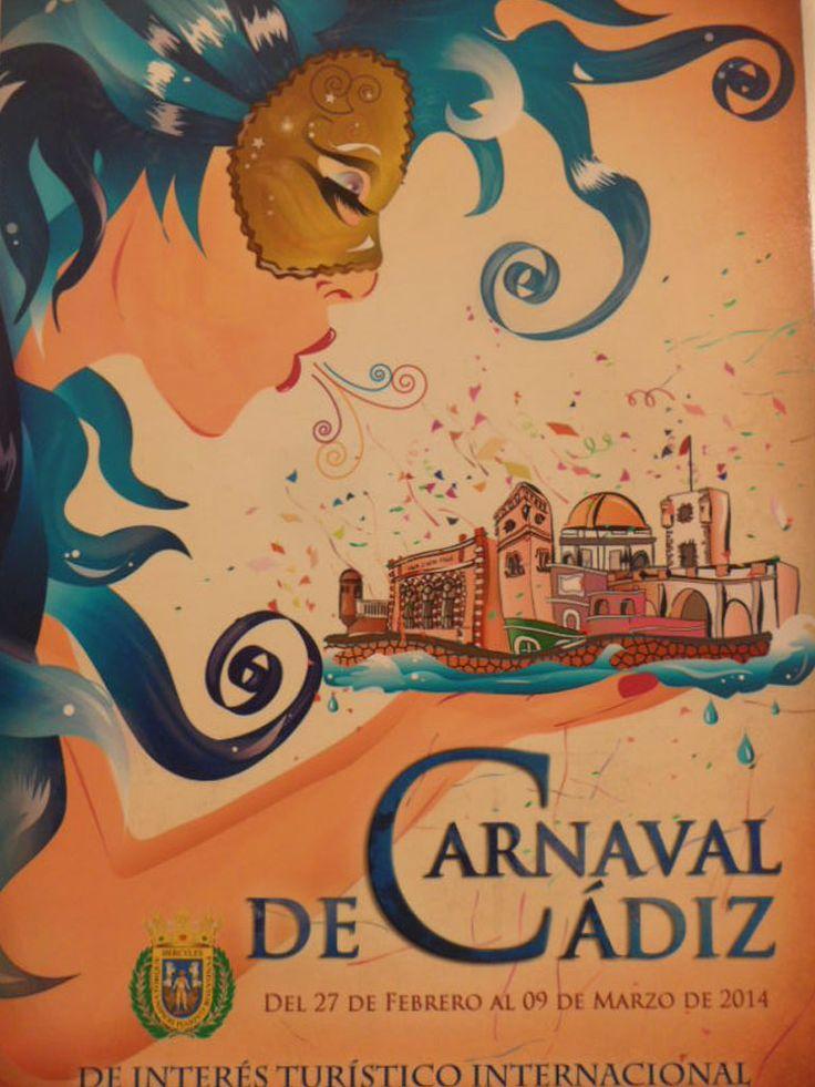 Carteles de Carnaval de Cadiz 2014 - Carnaval de Cádiz