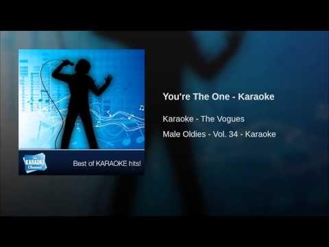 You're The One - Karaoke