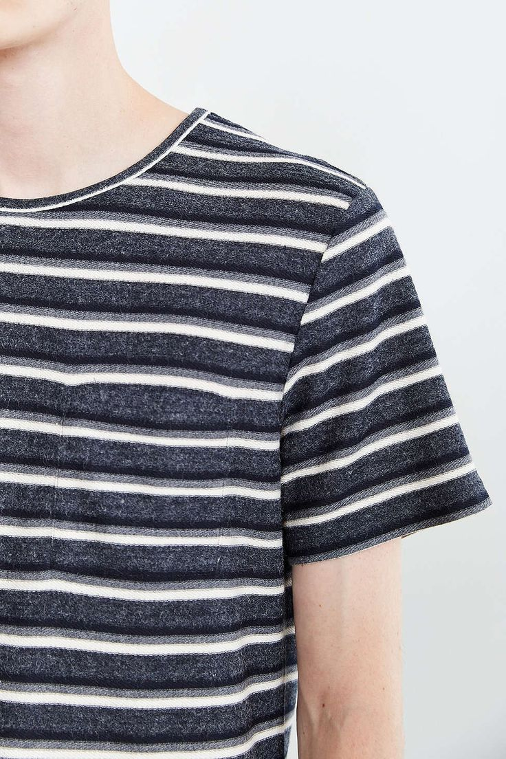 Native Youth Multi Stripe Tee - Urban Outfitters
