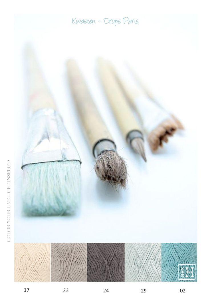 Mrshooked: Kleurinspiratie