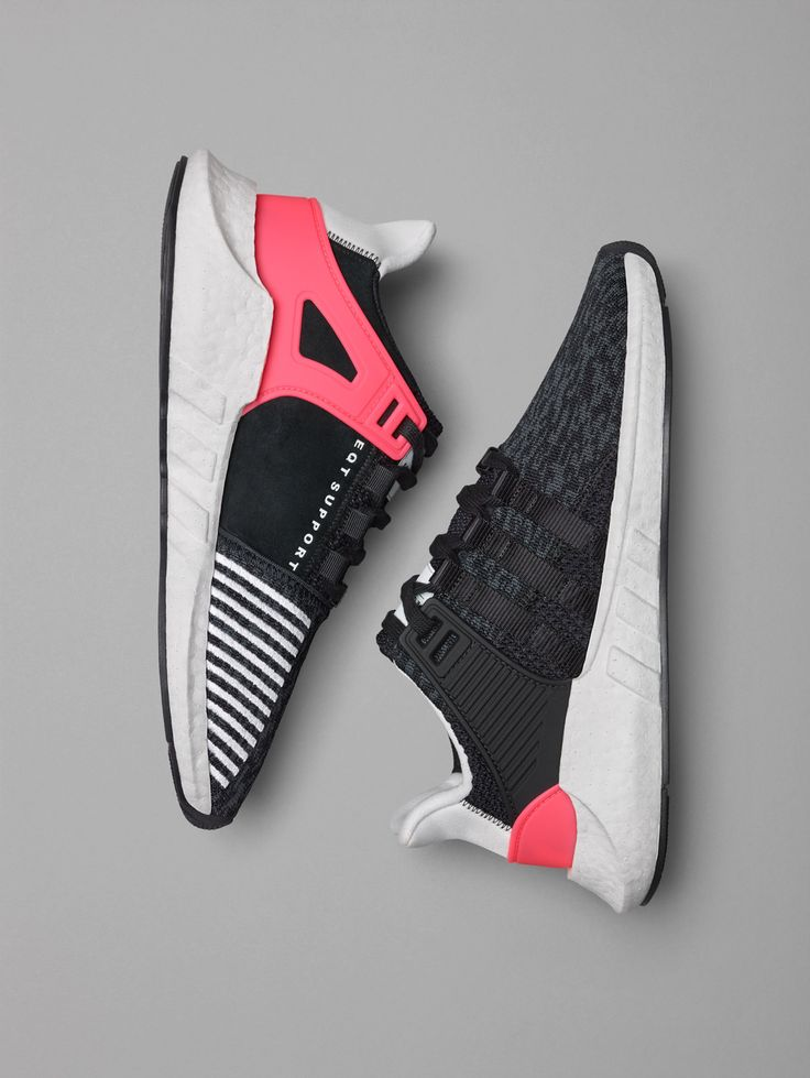"Adidas EQT Support 93/17 ""Turbo Red"""