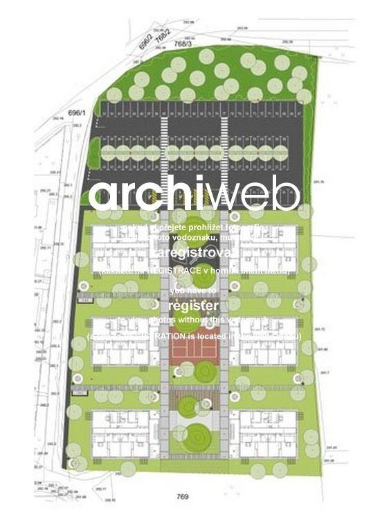 archiweb.cz - Sociální bydlení Polje