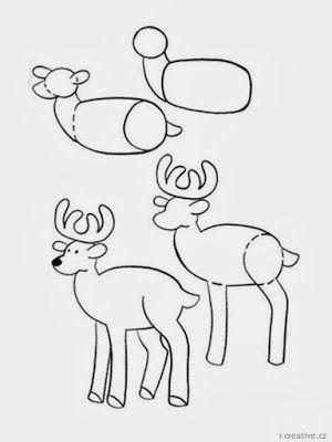 M s de 1000 ideas sobre animales faciles de dibujar en - Como iluminar un escaparate ...
