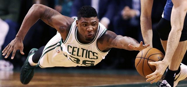 Image result for marcus smart defense