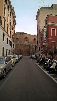 Rome in December - see the Temple of Minerva Medica (again). http://romandespatches.blogspot.co.uk/2016/01/rome-in-december-see-temple-of-minerva.html