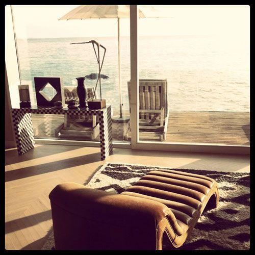 #Malibu #Decor #BeachHouse #KellyWearstler