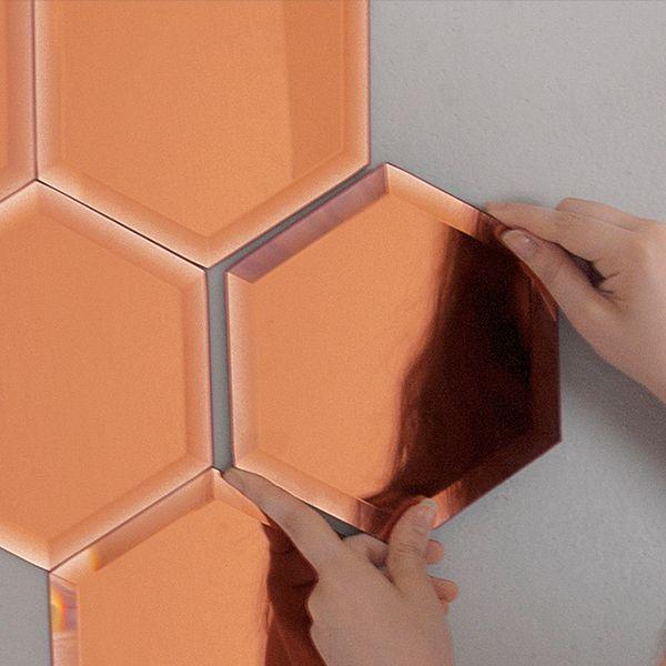 Mirrorized by Seletti - DIY Mirror Wall