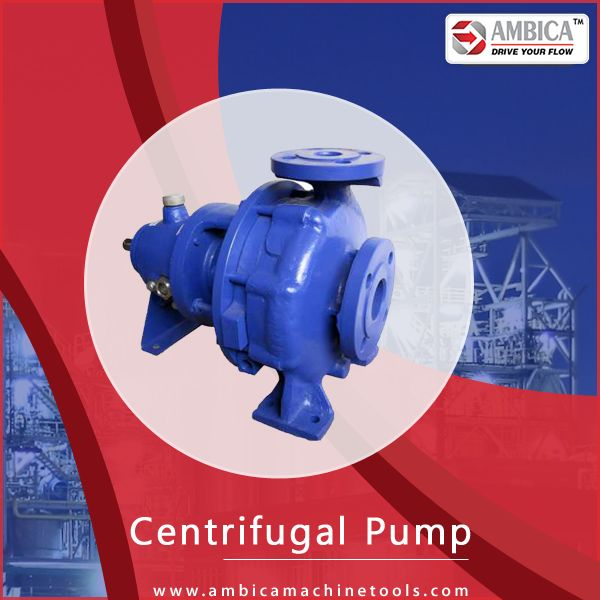 Centrifugal pumps are widely used in most of the production units. It is basically designed to pump all types of liquid components of an industry at a moderate level of pressure. http://www.ambicamachinetools.com/centrifugal-pump-manufacturer.htm  #CentrifugalPump #CentrifugalPumpManufacturer