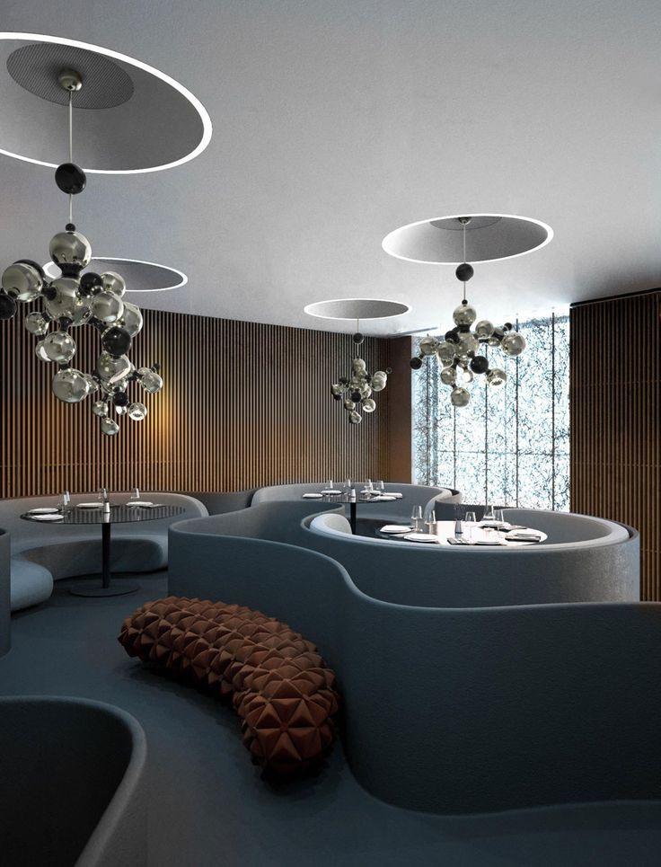 modern lighting solutions. atomic sculptural pendant chandelier modern lightinglighting lighting solutions