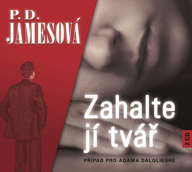 P. D. Jamesová – Zahalte jí tvář (recenzia audioknihy)