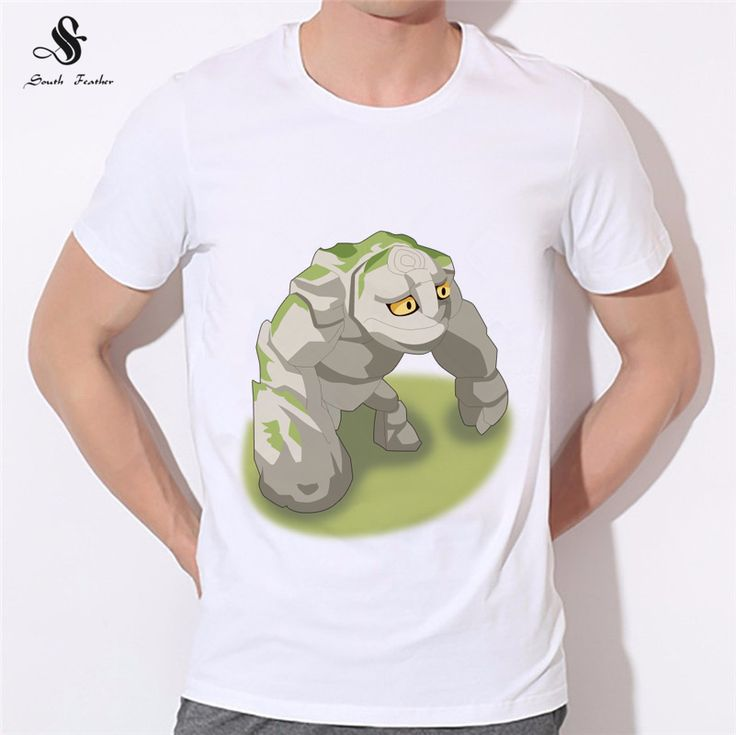Dota 2 League Mens T Shirt Fashion Graphic Design Printed Clothing For Men Fitness Casual Top Tee Shirt