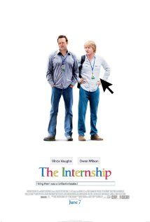 The Internship (2013); Two salesmen whose careers have been torpedoed by the digital age find their way into a coveted internship at Google, where they must compete with a group of young, tech-savvy geniuses for a shot at employment.