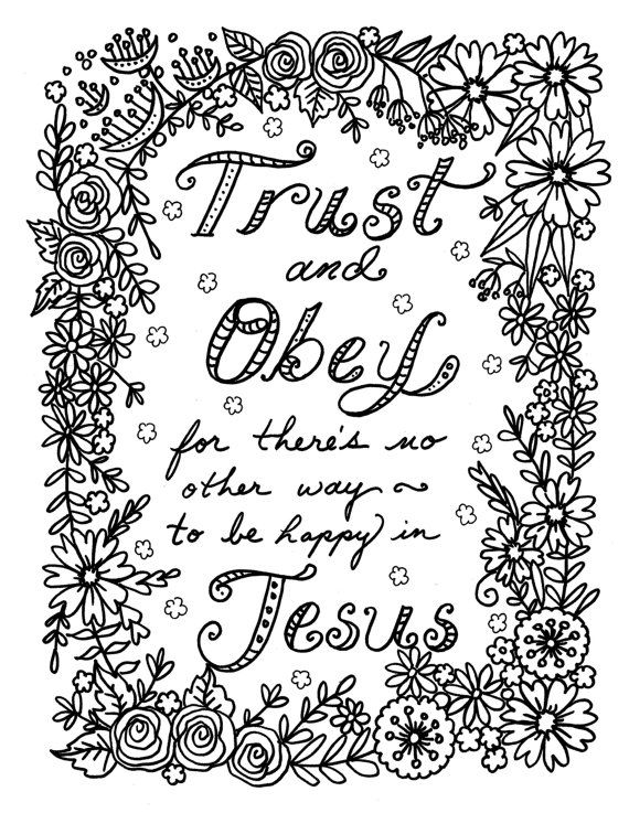 bible coloring pages for adults - 570×737