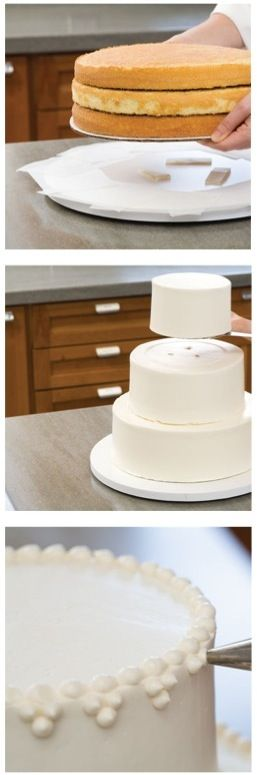 Make a homemade Wedding Cake. There must be at least one baker in your family that can help you out? Baking craft stockists make decorating cakes so easy now - you can make a professional looking cake yourself and save some pennies that way.