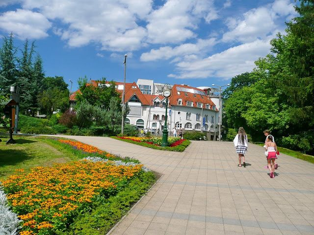 Hazai tájakon: Miskolc - Tapolca