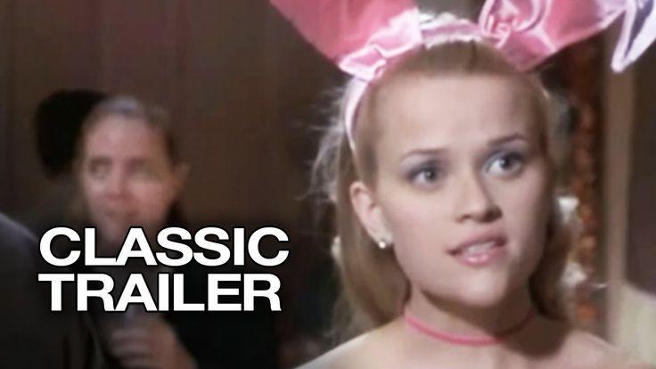 Legally Blonde Official Trailer #1 - Luke Wilson Movie (2001) HD