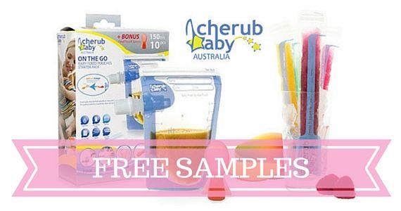 Free Cherub Baby Sample Pack