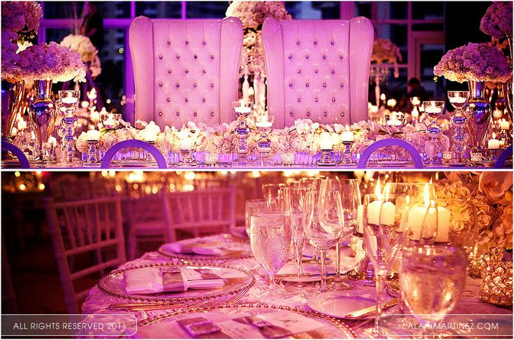 Beautiful wedding at the JW Marriot Marquis in Miami