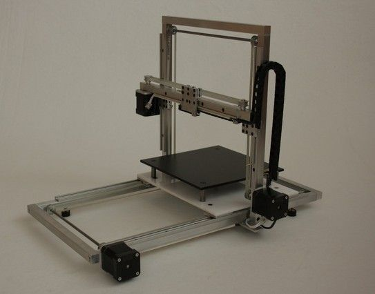 3ders.org - 3D Kit F printer made in Spain   3D Printing news