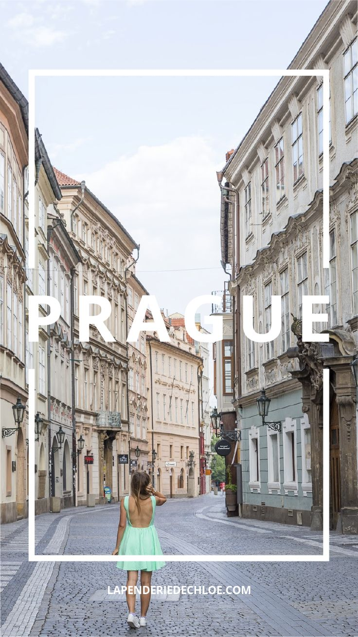Un week-end à Prague – Weblog voyage