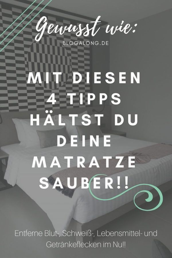 matratze reinigen hausmittel tipps   masion.notivity.co
